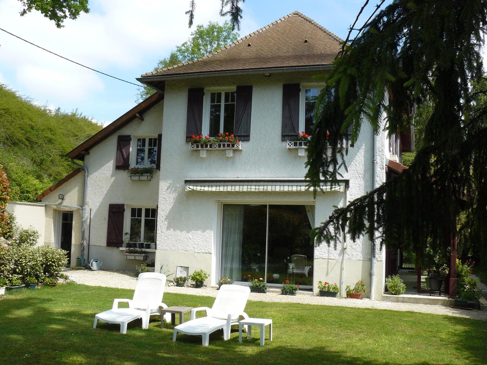 Vente maison bourgeoise aux portes de reims for Maison guignicourt