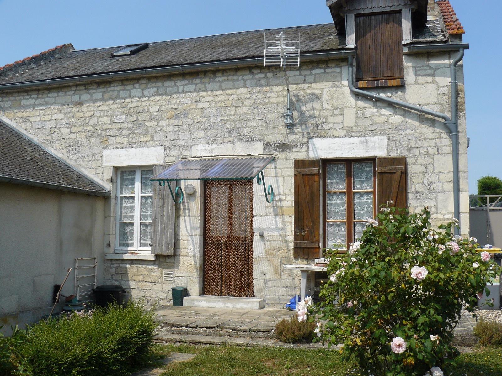 Vente maison de village for Restaurant le jardin 02190 neufchatel sur aisne